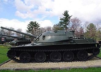 T95 Medium Tank - Image: T 95 tank