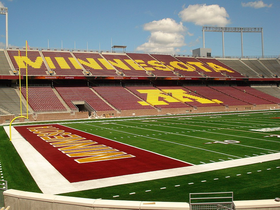TCF Bank Stadium - Minnesota Golden Gophers