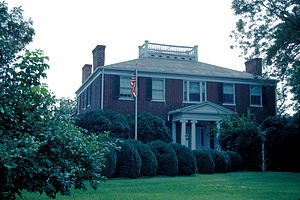 National Register of Historic Places listings in Hardy County, West Virginia - Image: THOMAS MASLIN HOUSE