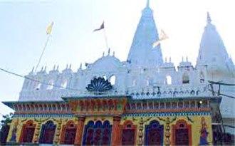 Jhansi district - Todi Fatehpur