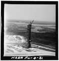 TOWER CRANE LOWERING SWING ARM 9. - Mobile Launcher One, Kennedy Space Center, Titusville, Brevard County, FL HAER FLA,5-TIVI.V,1-31.tif