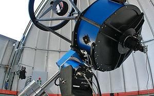TRAPPIST - Image: TRAPPIST telescope at La Silla Eso 1023e