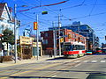 TTC 504 King streetcar, near Parliament, 2016 03 19 (15) (25796898192).jpg