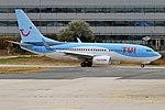 TUI, OO-JOS, Boeing 737-7K5 (31399188388).jpg