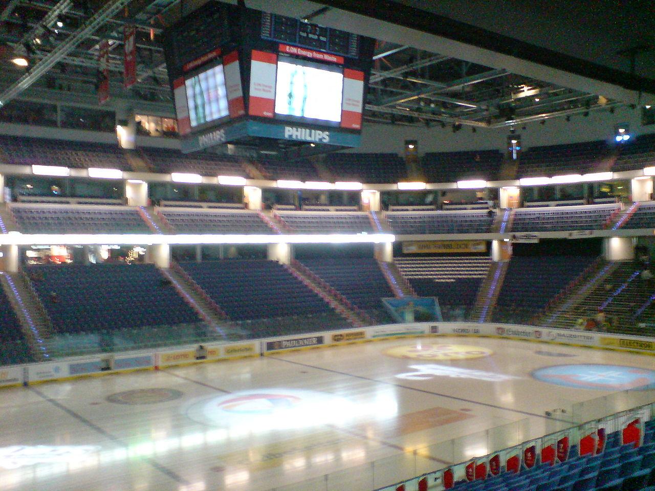 Energieverbund Arena Dresden