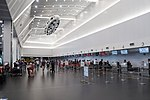 Taichung Airport Terminal 2 Departure lobby 2019.jpg