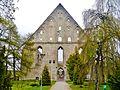Tallinn Klosterruine Pirita Fassade 2.JPG