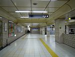 Tanimachi Line Dainichi station - panoramio.jpg