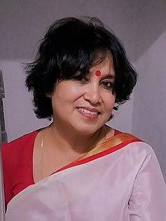 Taslima Nasrin Poet, columnist, novelist