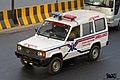 Tata Sumo ambulance, Bangladesh. (32185452435).jpg