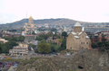 Tbilisi old town churches.png