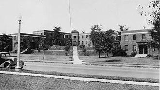 Atlanta Housing Authority - Techwood Homes, late 1930s