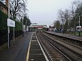 Teddington station look west.JPG