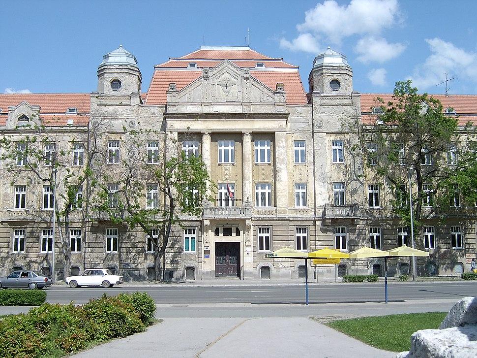 Tehnička Škola - Subotica