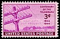 Telegraph 3c 1944 issue U.S. stamp.jpg