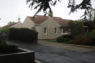 Barton, Australian Capital Territory - House in Telopea Park West