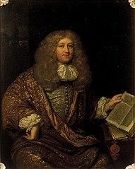Portrait of Michiel ten Hove (1640-1689)