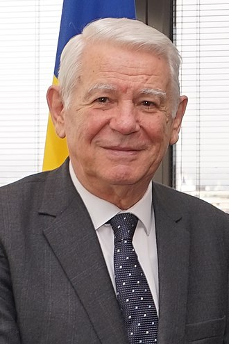 Teodor Meleșcanu - Image: Teodor Meleșcanu in 2017