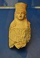 Terracota de la deessa Tànit, cova es Cuieram, Eivissa. Segles III-II aC Museu de Prehistòria de València.JPG