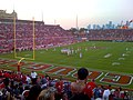 Texas State Bobcats football at Houston 2010.jpg