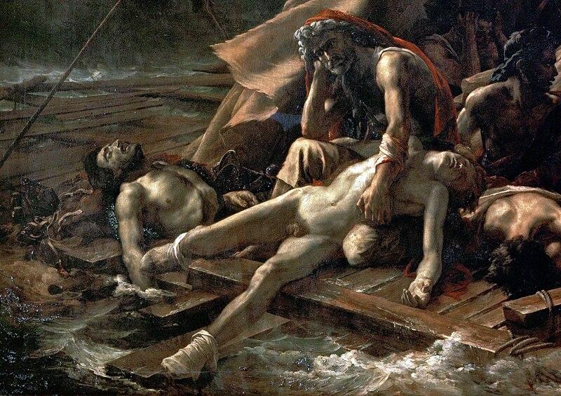 """File:Théodore Géricault """"The raft of the Medusa"""".jpg"""