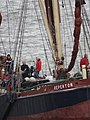 Thames barge parade - in the Pool - Repertor 6725.JPG