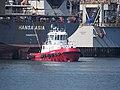Thamesbank (tugboat, 1992), IMO 9060704 - Callsign PHYE, Botlek, Port of Rotterdam pic1.JPG