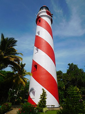 Tangasseri Lighthouse - Thangassery Lighthouse