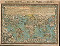 """The """"Time and Tide"""" Map of The Atlantic Charter.jpg"""