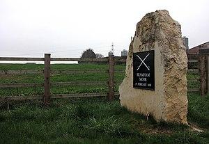 Battle of Bramham Moor - Image: The Battle of Bramham Moor, 1408 geograph.org.uk 1800577