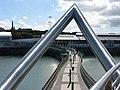 The Celtic Gateway Footbridge - geograph.org.uk - 743154.jpg