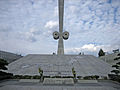 The Cenotaph for the city air-raid victims of the Pacific War 07.jpg