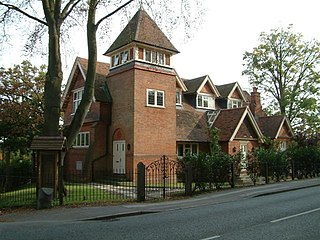 Spencers Wood village in United Kingdom