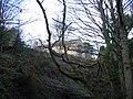 The Church of St Cuthbert from the Beltingham Burn - geograph.org.uk - 1617016.jpg