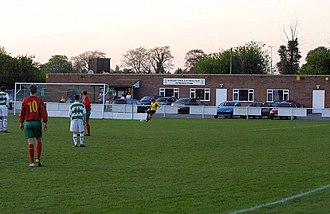 Wantage Town F.C. - The Clubhouse at Alfredian Park