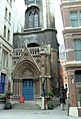 The Gothic Porch, St Michael In Cornhill Church - City Of London. (4793903320).jpg