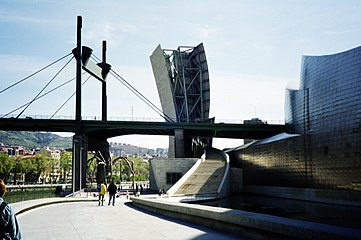 The Guggenheim Bilbao in Spain 02-2005 002.jpg