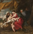 The Holy Family (Jan van den Hoecke) - Nationalmuseum - 19840.tif