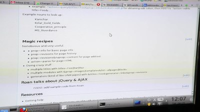 File:The MediaWiki Web API and How to use it - San Francisco Wikipedia Hackathon 2012.ogv