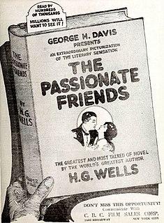 <i>The Passionate Friends</i> (1922 film) 1922 film