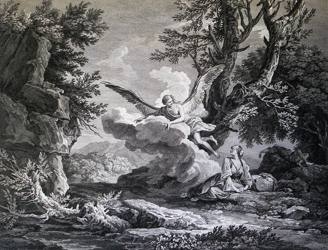 창세기 21장 이삭과 이스마엘