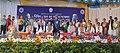 The President, Shri Pranab Mukherjee at the inauguration of the 89th Annual Conference of the Nikhil Bharat Banga Sahitya Sammelan, at Bengaluru.jpg