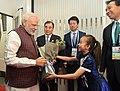 The Prime Minister, Shri Narendra Modi arrives at Xiamen Gaoqi International Airport for 9th BRICS Summit, in Xiamen, China on September 03, 2017.jpg