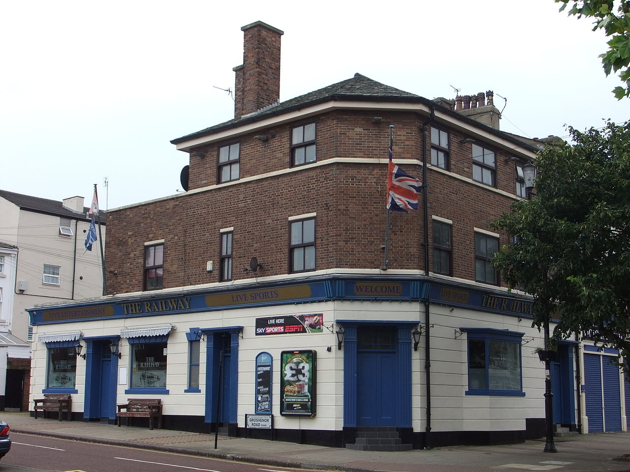 file the railway pub new brighton 1 jpg wikipedia. Black Bedroom Furniture Sets. Home Design Ideas