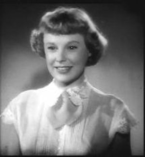 The Reformer and the Redhead - June Allyson in the film