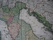 The Republic of Venice in the mid-18th century