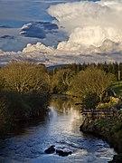 The Tarf Water from Barnearnie Bridge (geograph 2897345).jpg