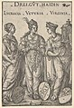 The Three Heathen Heroines (Drei Gut Haidin), from Heroes and Heroines MET DP834006.jpg
