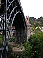 The famous Iron bridge - geograph.org.uk - 1202230.jpg