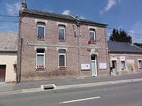 Thiernu (Aisne) mairie.JPG